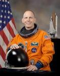 Astronaut Clayton C Anderson